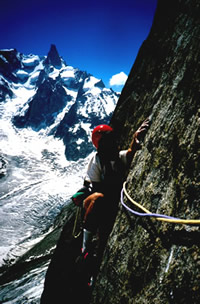 Mountaineering in Chamonix